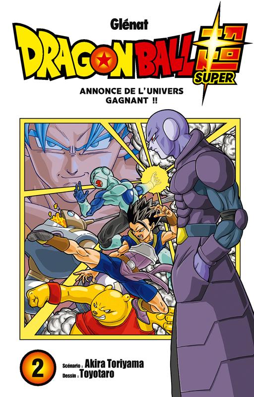 Dragon Ball Super T2 : Annonce de l'univers gagnant !! (0), manga chez Glénat de Toriyama