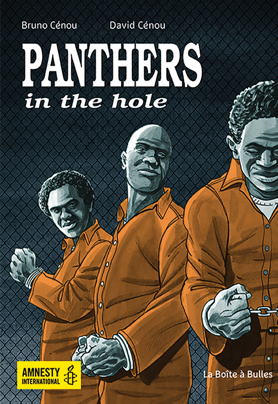 Panthers in the hole : Panthers in the hole (0), bd chez La boîte à bulles de Cenou, Cénou