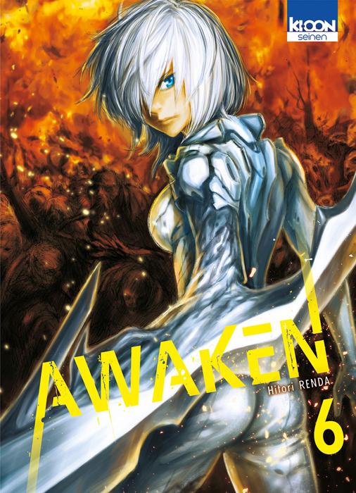 Awaken T6, manga chez Ki-oon de Renda