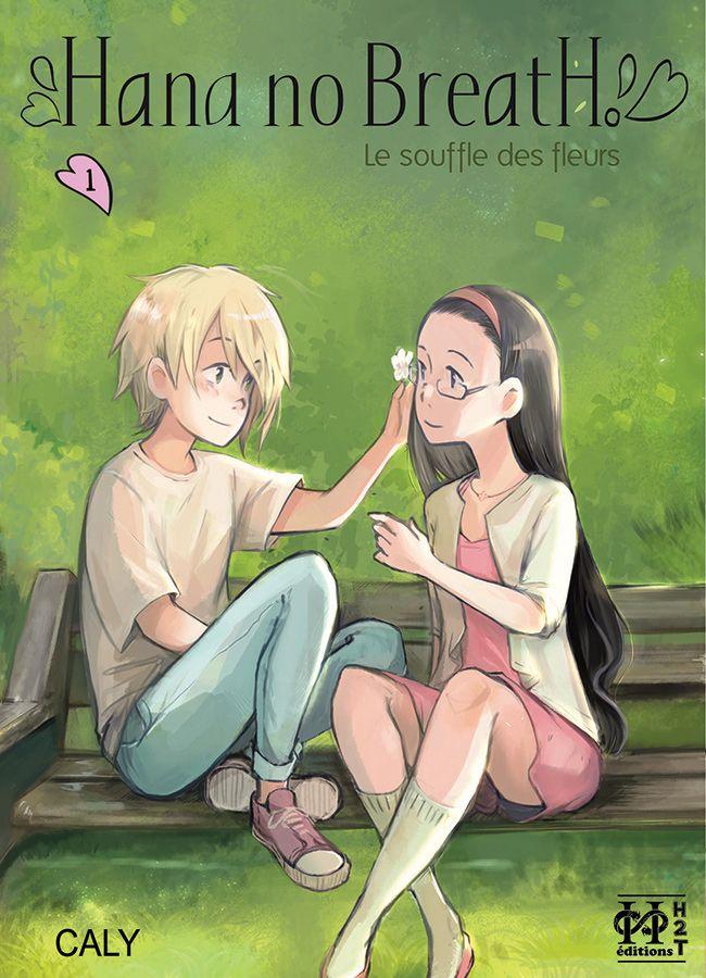 Hana no breath T1, manga chez H2T de Caly
