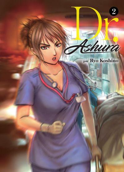 Dr Ashura T2, manga chez Komikku éditions de Koshino