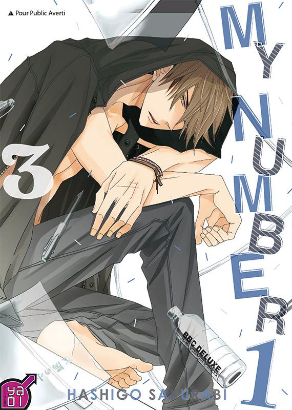 My number one T3, manga chez Taïfu comics de Hashigo