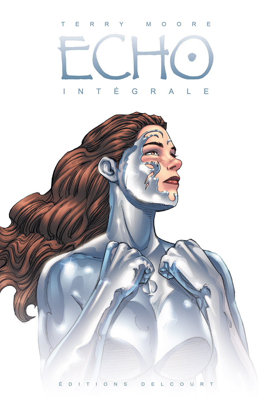 Echo, comics chez Delcourt de Moore