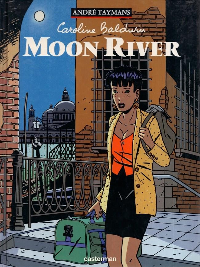Caroline Baldwin T1 : Moon River (0), bd chez Casterman de Taymans