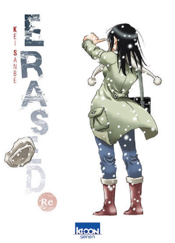 Erased : Re (0), manga chez Ki-oon de Sanbe