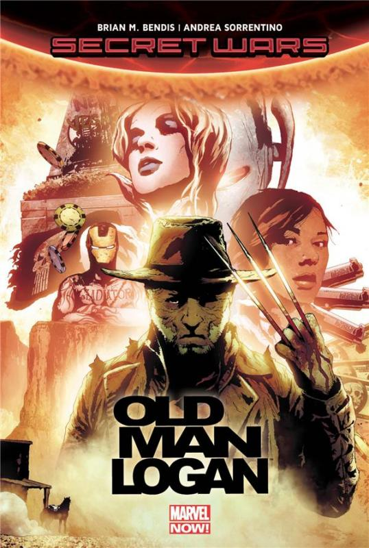 Secret Wars - Old Man Logan, comics chez Panini Comics de Bendis, Sorrentino, Maiolo