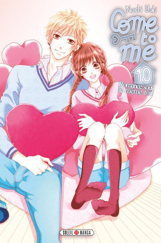 Come to me T10, manga chez Soleil de Nachi