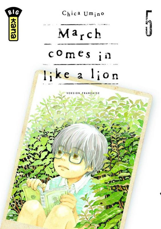 March comes in a like a lion T5, manga chez Kana de Chica