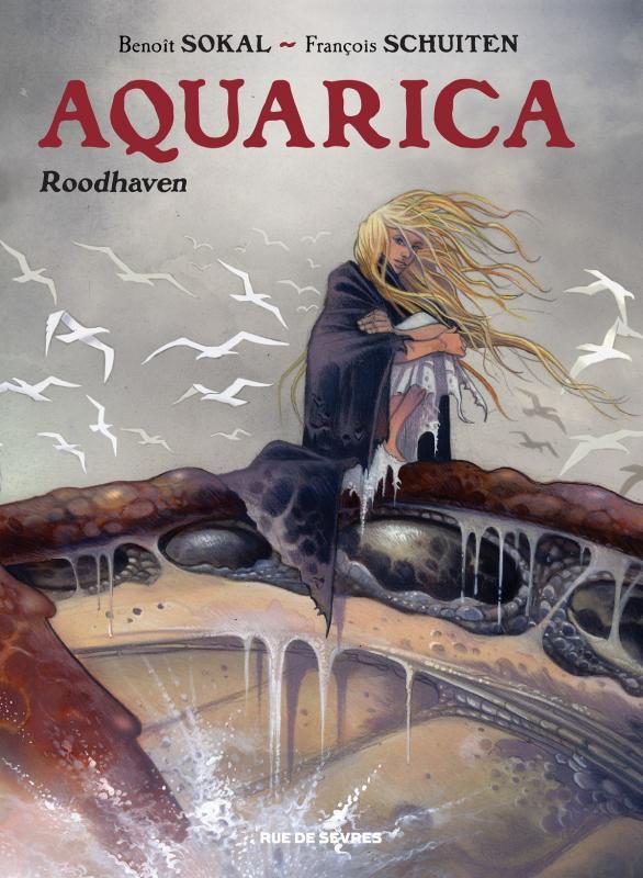 Aquarica T1 : Roodhaven (0), bd chez Rue de Sèvres de Schuiten, Sokal