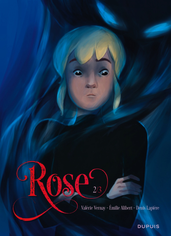 Rose T2 : Double sang (0), bd chez Dupuis de Lapière, Alibert, Vernay