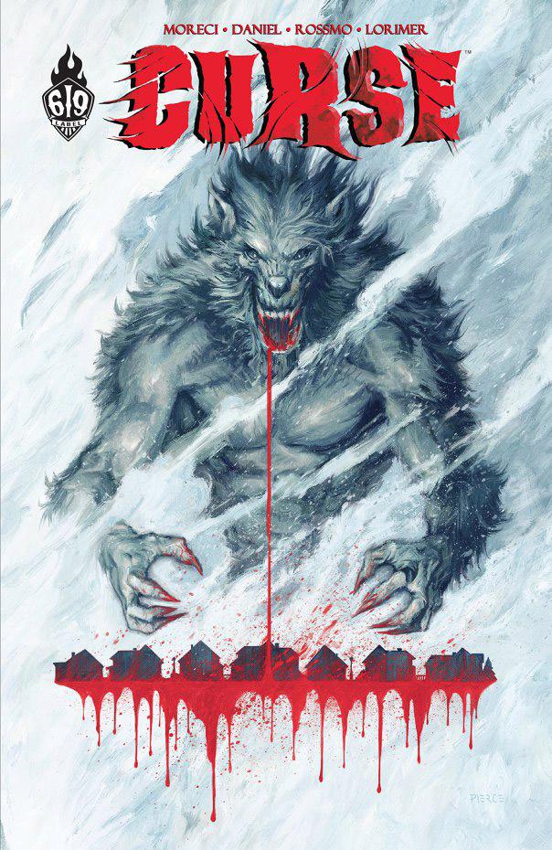 Curse, comics chez Ankama de Daniel, Moreci, Lorimer, Rossmo, Bonvillain, Pierce