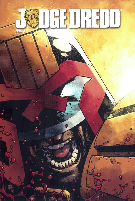 Judge Dredd T2, comics chez Réflexions de Swierczynski, Daniel, O'Grady