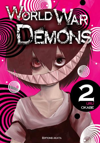 World war demons T2, manga chez Akata de Okabe