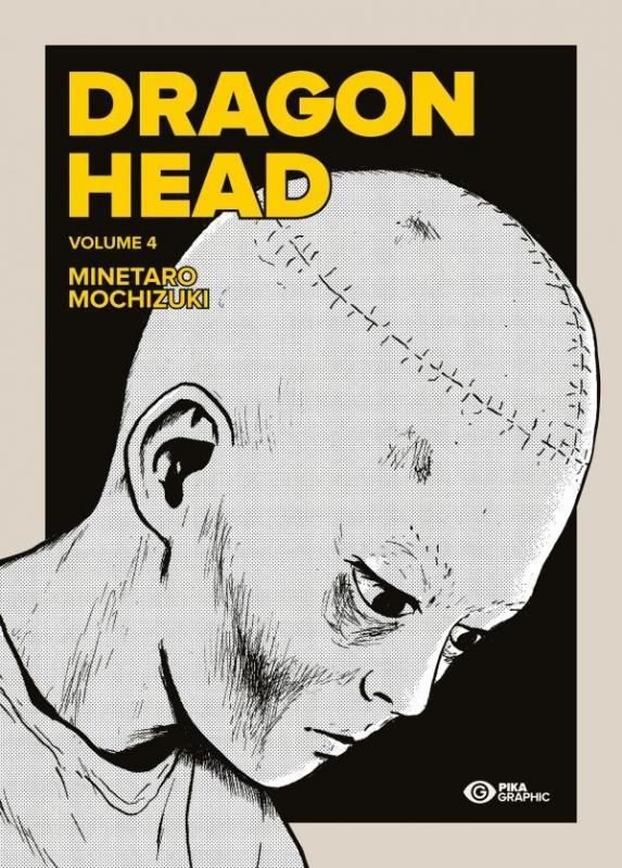 Dragon Head – Edition double, T4, manga chez Pika de Mochizuki