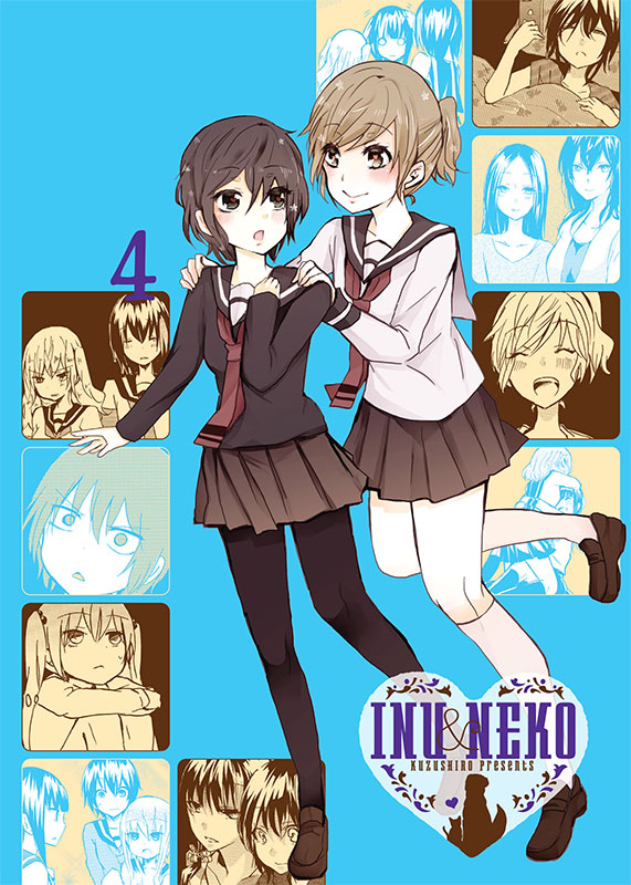 Inu & Neko  T4, manga chez Ototo de Kuzushiro