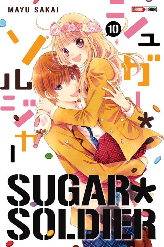 Sugar soldier T10, manga chez Panini Comics de Sakai