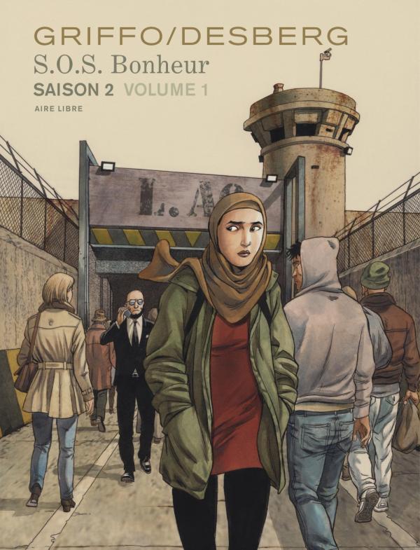 S.O.S. Bonheur T1 : Saison 2 (0), bd chez Dupuis de Desberg, Griffo, Daniel