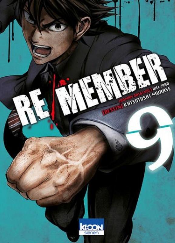 Re/member T9, manga chez Ki-oon de Welzard, Murase