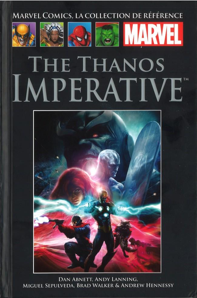Marvel Comics, la collection de référence T71 : The Thanos Imperative (0), comics chez Hachette de Abnett, Lanning, Walker, Sepulveda, Quintana, Ramos, Briclot