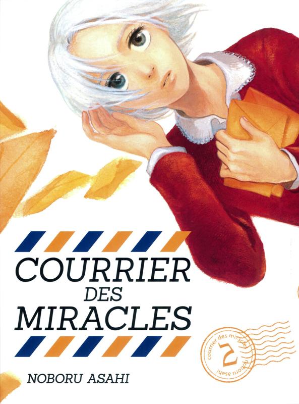 Courrier des miracles T2, manga chez Komikku éditions de Asahi