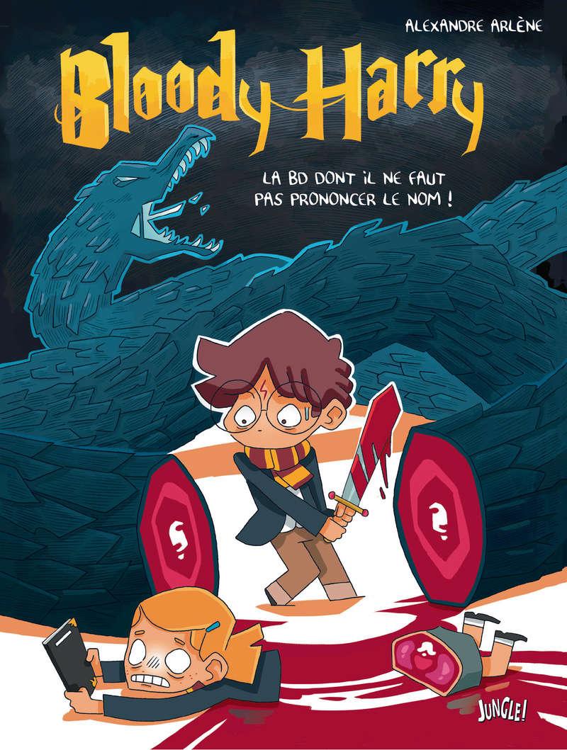 Bloody Harry T2 : Abrada Kadavra ! (0), bd chez Jungle de Arlène, Mistablatte