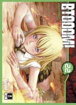 Btooom !  T22, manga chez Glénat de Inoue