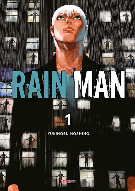 Rain man T1, manga chez Panini Comics de Hoshino