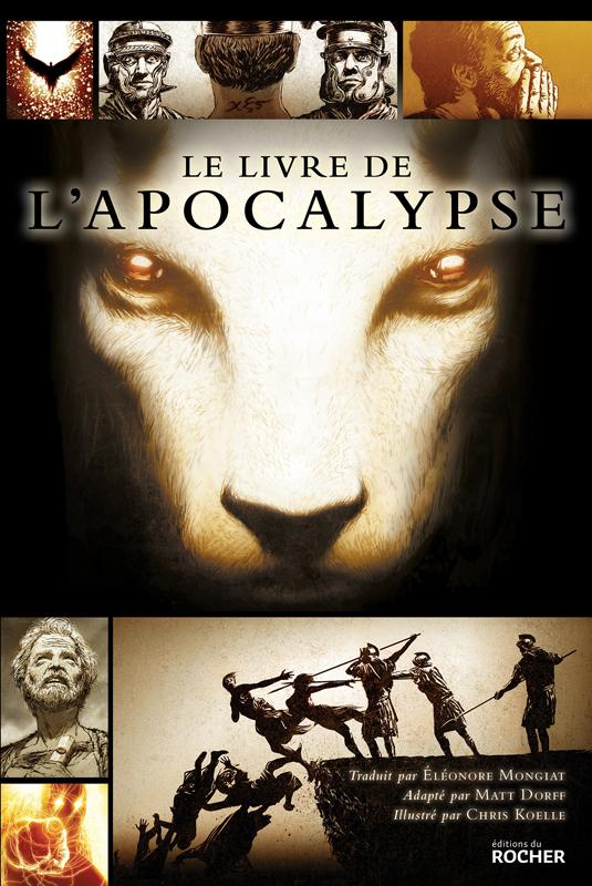 Le Livre de l'apocalypse, comics chez Editions du Rocher de Dorf, Koelle