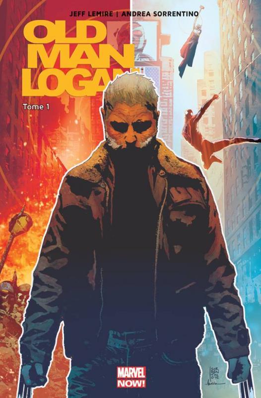 Old Man Logan (2016) T1 : Folie furieuse (0), comics chez Panini Comics de Lemire, Sorrentino, Maiolo