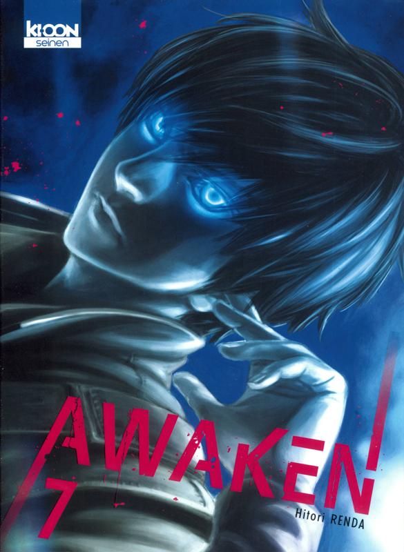 Awaken T7, manga chez Ki-oon de Renda