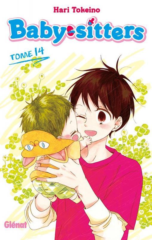 Baby sitters T14, manga chez Glénat de Tokeino