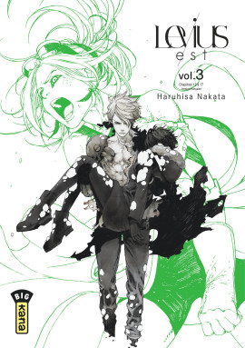 Levius – cycle 2 - Levius Est, T3, manga chez Kana de Nakata