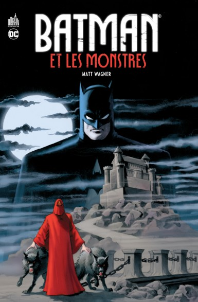 Batman et les monstres : Batman & les monstres (0), comics chez Urban Comics de Finger, Fox, Wagner, Kane, Stewart