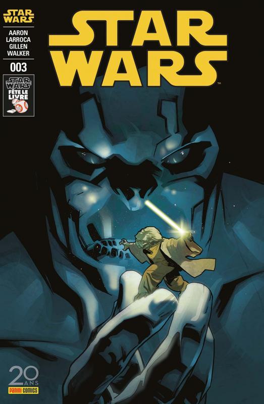 Star Wars (revue Marvel) V2 T3 : L'Ordu Aspectu (0), comics chez Panini Comics de Gillen, Aaron, Walker, Larroca, Delgado, Fabela, Immonen