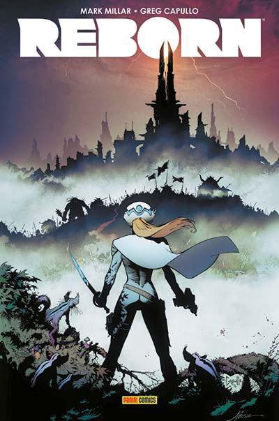 Reborn, comics chez Panini Comics de Millar, Capullo, Glapion, FCO Plascencia