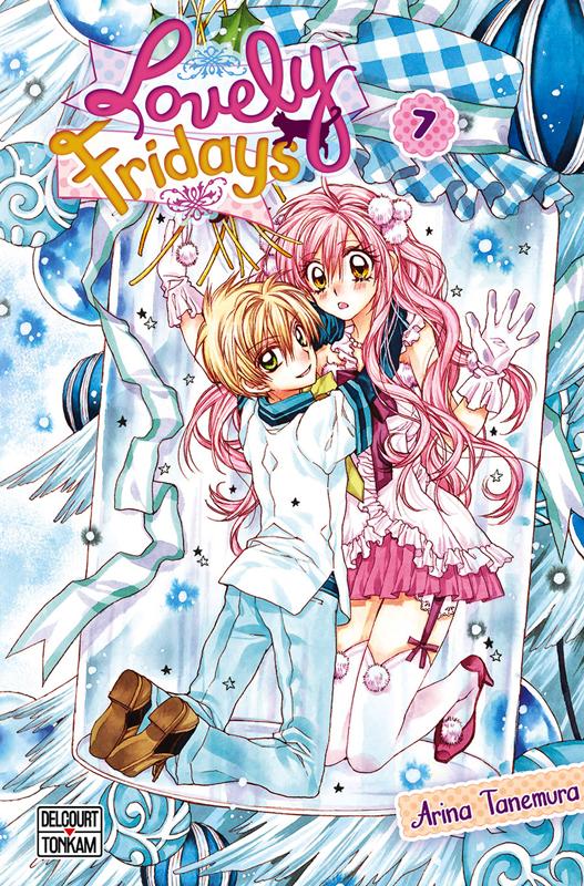 Lovely Fridays T7, manga chez Delcourt Tonkam de Tanemura