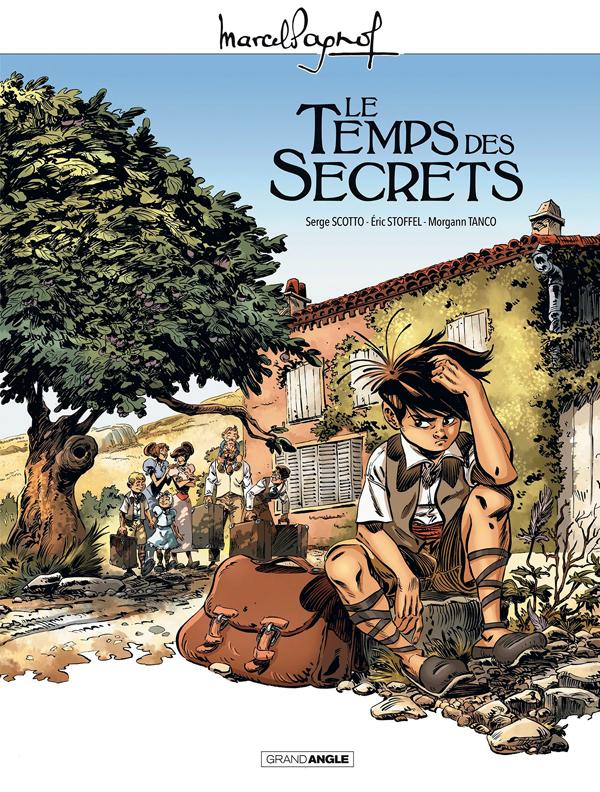 Le Temps des secrets, bd chez Bamboo de Stoffel, Scotto, Tanco
