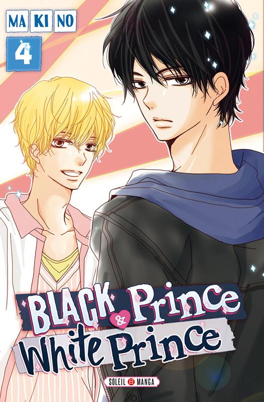 Black prince & white prince T4, manga chez Soleil de Makino