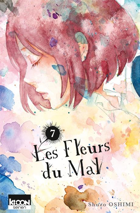 Les fleurs du mal  T7, manga chez Ki-oon de Oshimi