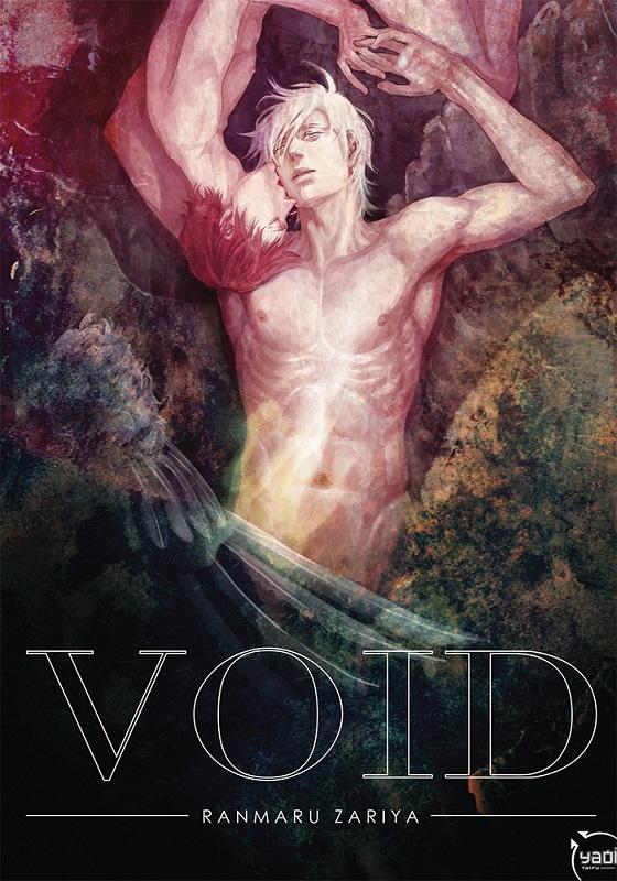 Void, manga chez Taïfu comics de Zariya