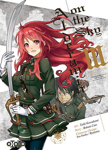 Alderamin on the sky T3, manga chez Ototo de Uno, Kawakami