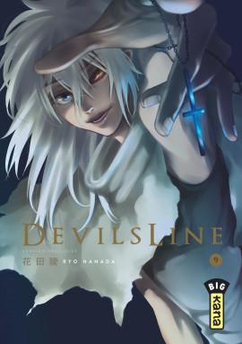 Devils line T9, manga chez Kana de Hanada