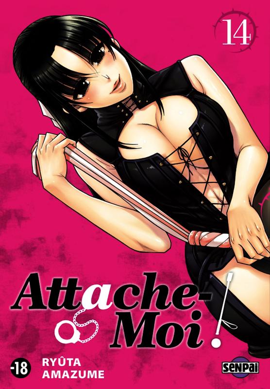 Attache-moi  T14, manga chez Pika de Amazune
