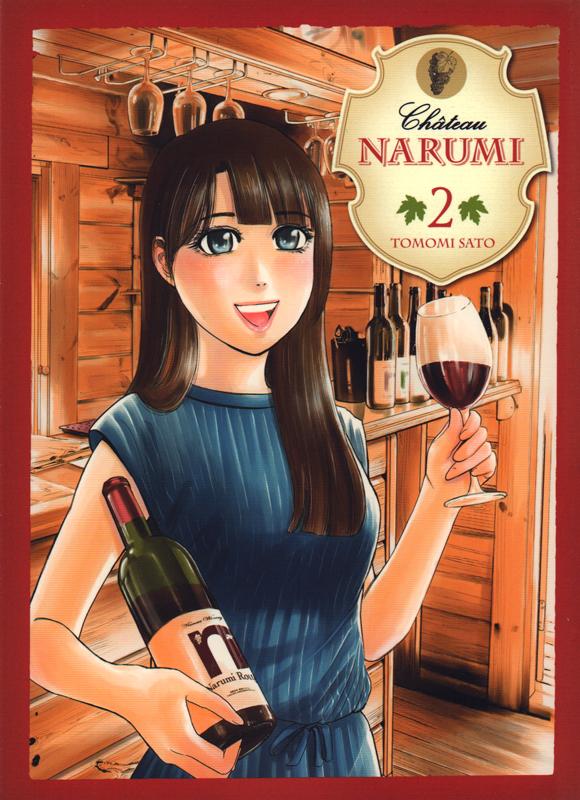 Château Narumi T2, manga chez Komikku éditions de Satô