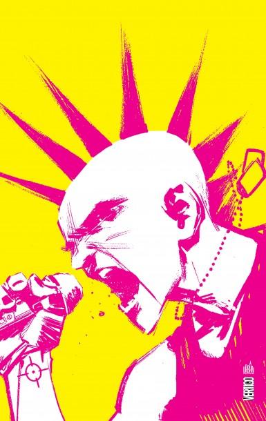 Punk Rock Jesus : Edition anniversaire 5 ans (0), comics chez Urban Comics de Murphy