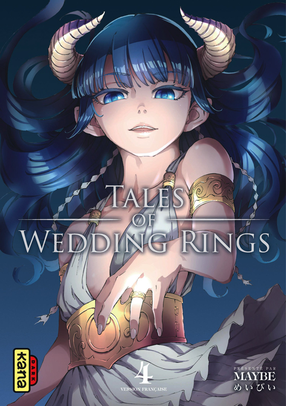 Tales of wedding rings T4, manga chez Kana de Maybe