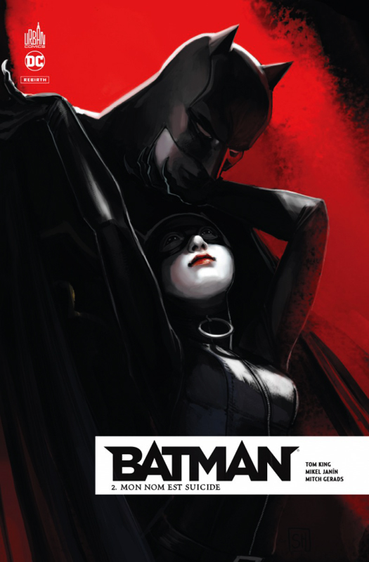 Batman Rebirth T2 : Mon nom est Suicide (0), comics chez Urban Comics de King, Janin, Gerads, Chung, Hans