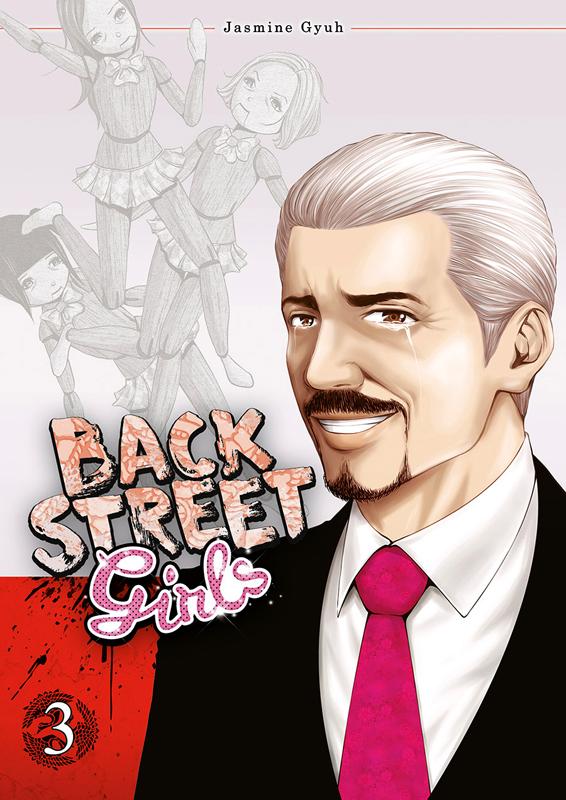 Back street girls T3, manga chez Soleil de Gyuh