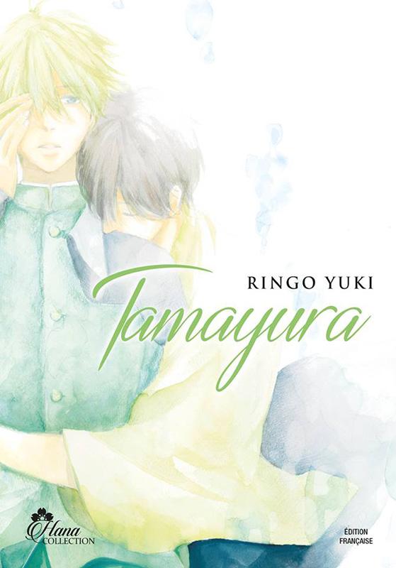 Tamayura, manga chez Boy's Love IDP de Ringo
