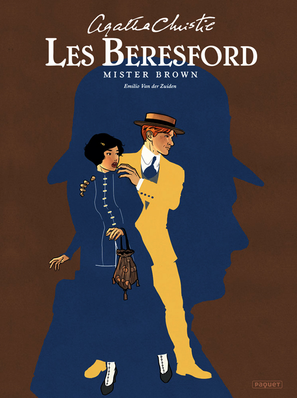 Les Beresford : Mister Brown (0), bd chez Paquet de Van der Zuiden, Alquier